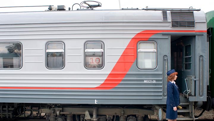 В РЖД показали новые плацкартные вагоны