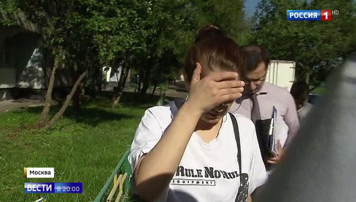 Дело трех сестер: мать девочек впервые пообщалась с журналистами