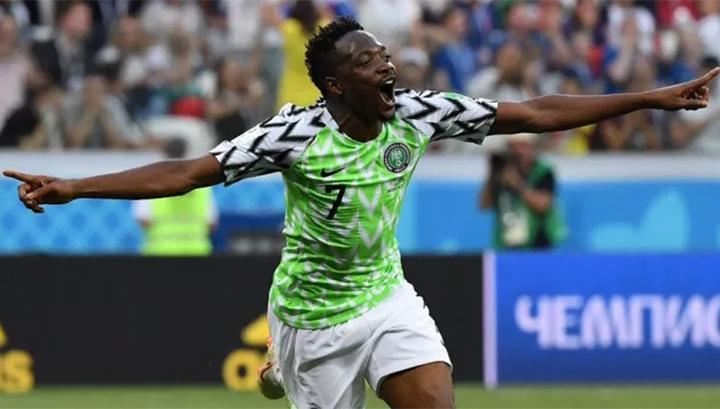 Экс-форвард ЦСКА Муса признан футболистом года в Нигерии