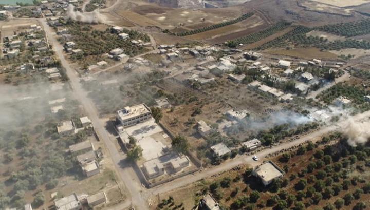Впервые с начала войны в Сирии миссия ООН смогла выйти к своему посту в районе Кунейтры
