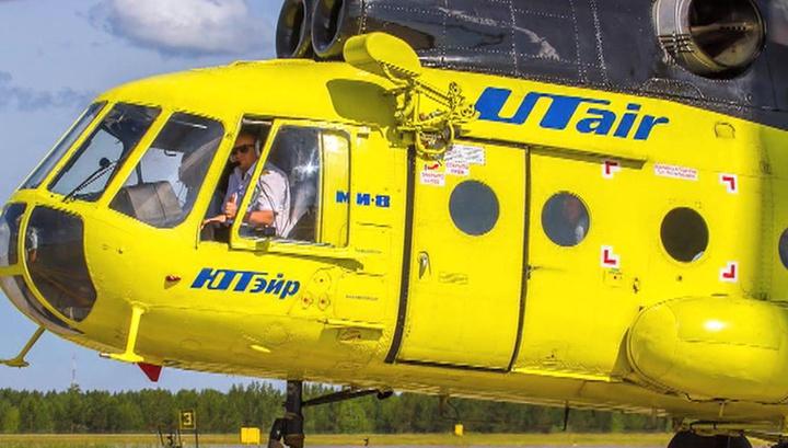 Упавшему Ми-8 было 8 лет, пилот налетал почти 6 тысяч часов