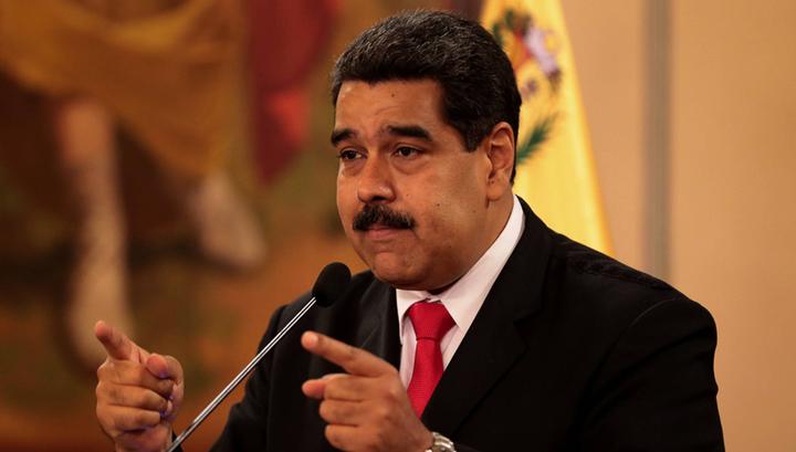 Мадуро: США выдумали кризис в Венесуэле, чтобы устроить военное вторжение