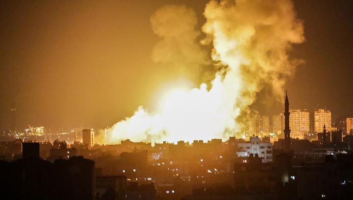 70 ракет было запущено по Израилю из сектора Газа, 11 удалось перехватить