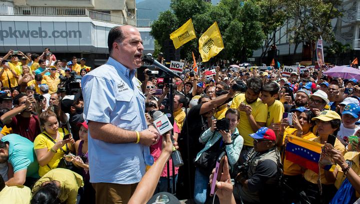 В Венесуэле власти лишили неприкосновенности двух депутатов