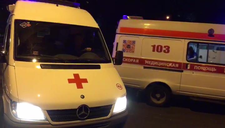 В Приморье пьяный водитель разбил две иномарки: три человека пострадали