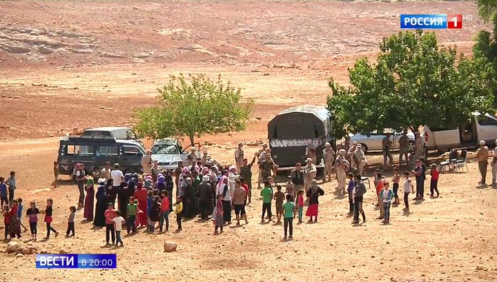 Возвращение беженцев: сирийцы потянулись на родину