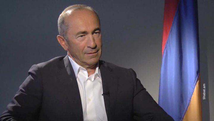 Экс-президент Армении вышел на свободу