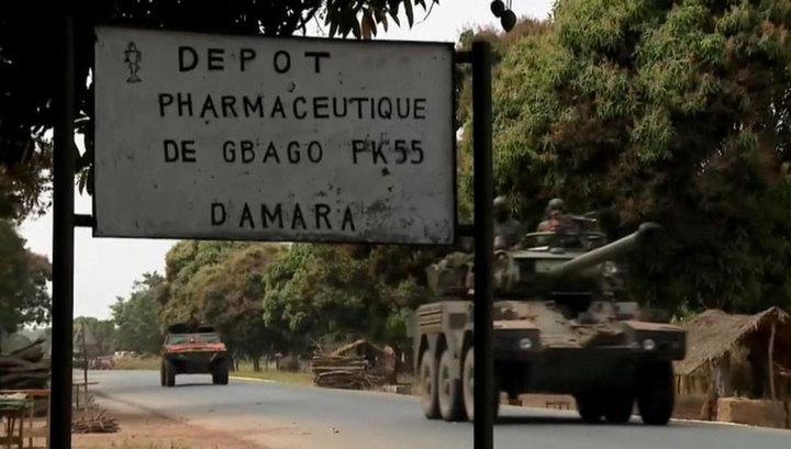 Водитель погибших в ЦАР журналистов помещен в тюрьму