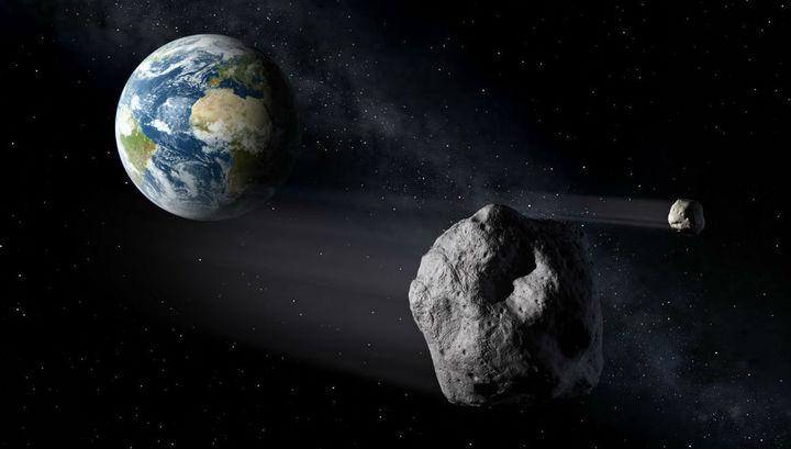 Ученый: астероиды Земле пока не угрожают
