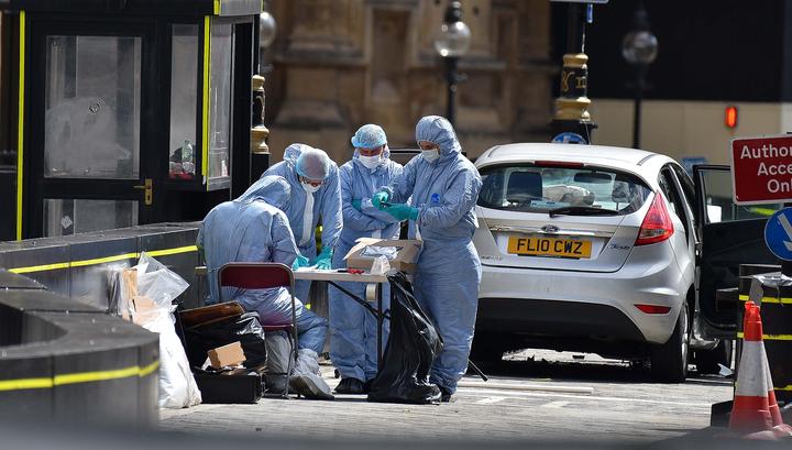 Совершивший наезд на пешеходов в центре Лондона оказался иммигрантом из Судана