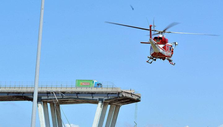 39 погибших: кто виновен в обрушении моста в Генуе