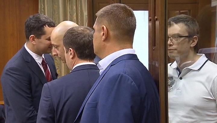 Адвокаты экс-генерала Никандрова, осужденного за взятку, обжалуют приговор