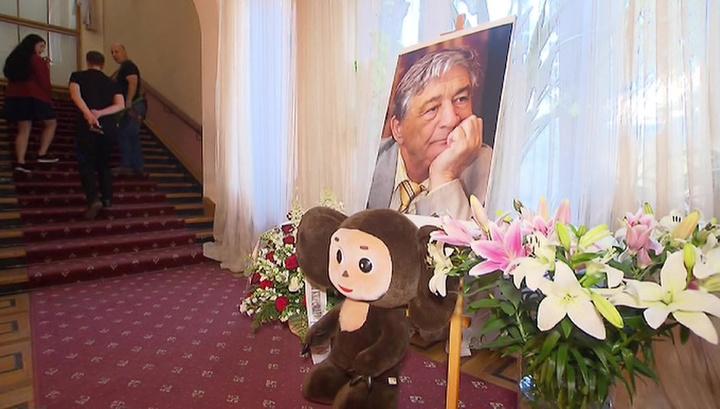 Эдуарда Успенского похоронили на Троекуровском кладбище