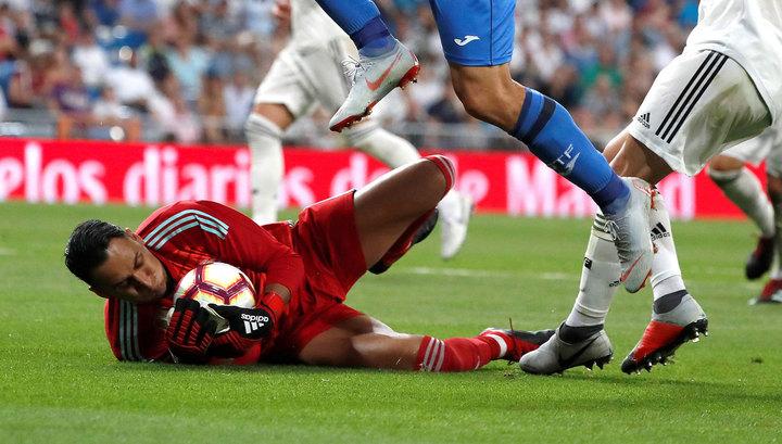 Вратарь «Реала» Навас планирует перебраться в «Ювентус»