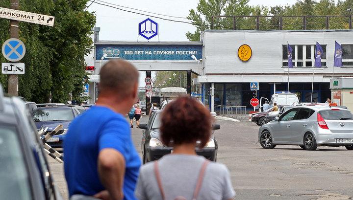 Взрыв на заводе ОПК в Дзержинске: огонь ликвидирован