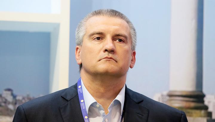 Аксенов объявил в Керчи трехдневный траур