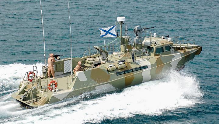 Российский флот пополнили два