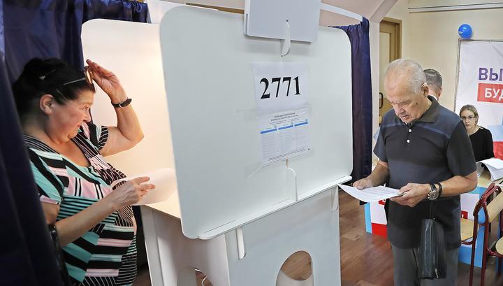 В Хабаровском крае началось повторное голосование на выборах губернатора