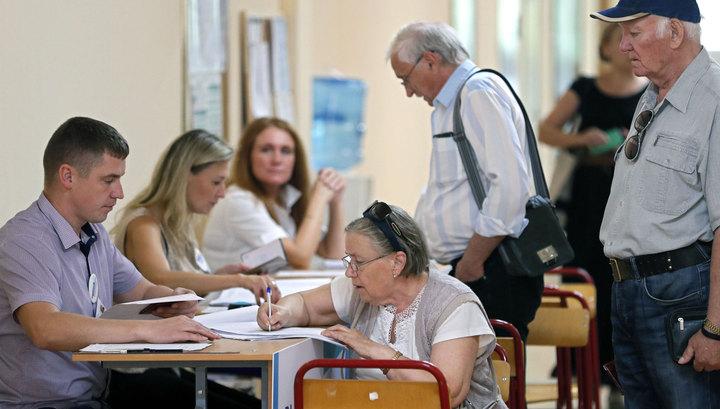 Второй тур выборов губернатора Приморья начался при более высокой явке избирателей