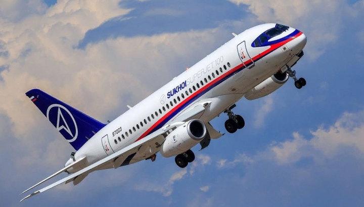 Глава Минтранса: оснований для запрета на полеты SSJ-100 нет