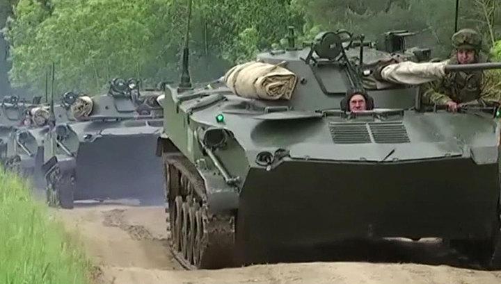 """На Дальнем Востоке стартовали учения """"Восток-2018"""""""