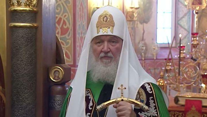 Патриарх Кирилл: безумный закон о переименовании УПЦ разрушит каноническую церковь на Украине