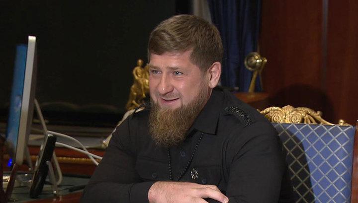 Пятилетний мальчик отжался 4105 раз и получил Mercedes от Рамзана Кадырова