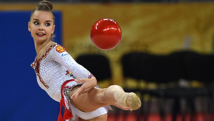 Пятое золото Дины Авериной: королева художественной гимнастики покорила Софию