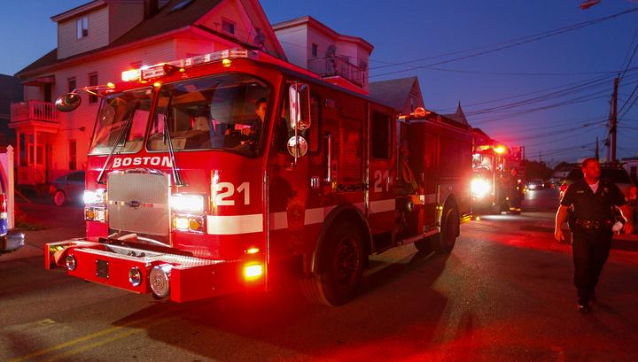 Число пострадавших от взрывов и пожаров в Массачусетсе возросло до 10 человек