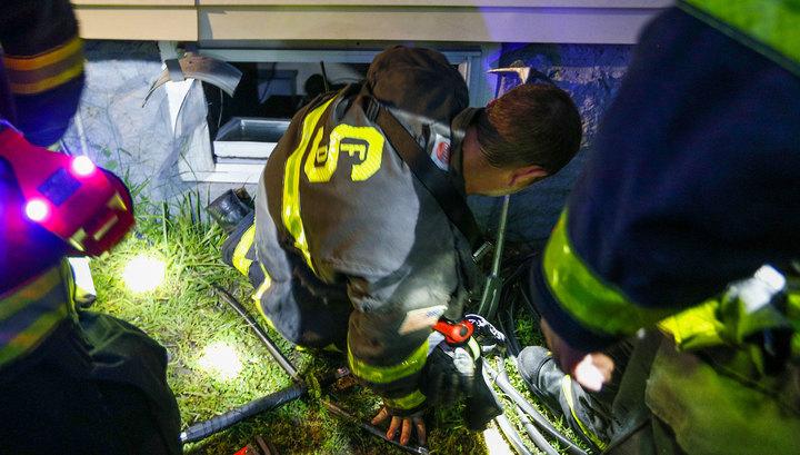 В США прорыв газопровода оставил без дома десятки семей в трех городах