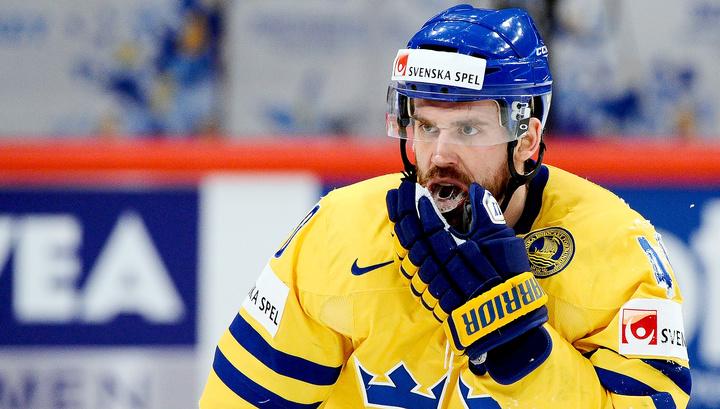 Знаменитый швед Зеттерберг завершил хоккейную карьеру