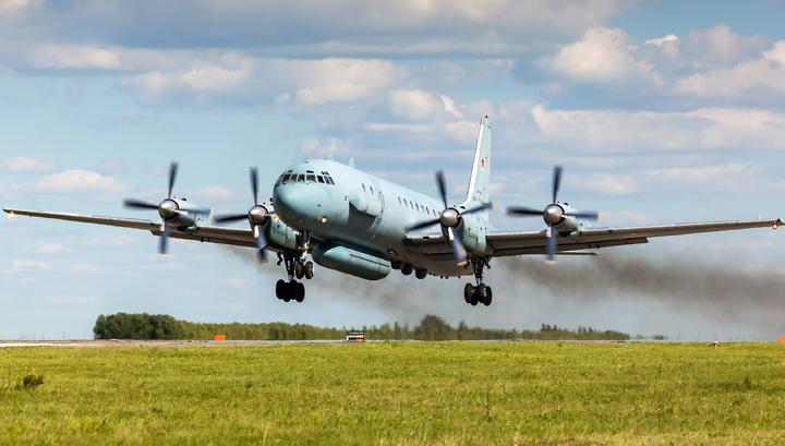 Над Средиземным морем пропал российский самолет радиоэлектронной борьбы с 14 военными на борту