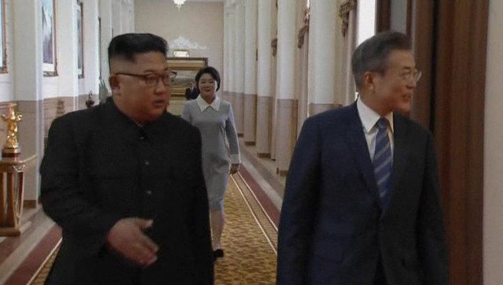 КНДР и Южная Корея подписали всеобъемлющее военное соглашение