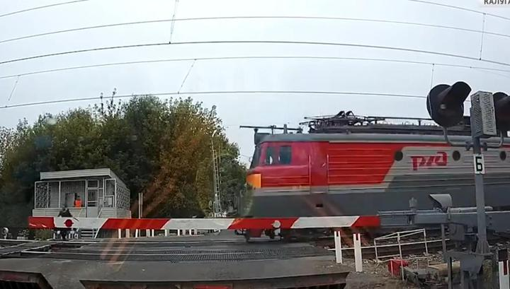 Поезд насмерть сбил торопившегося жителя Малоярославца