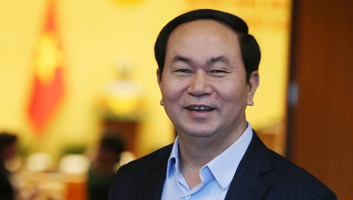 Президент Вьетнама скончался в возрасте 61 года