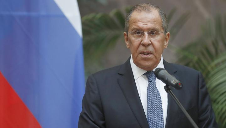 Лавров: нельзя требовать от КНДР всего без взаимности