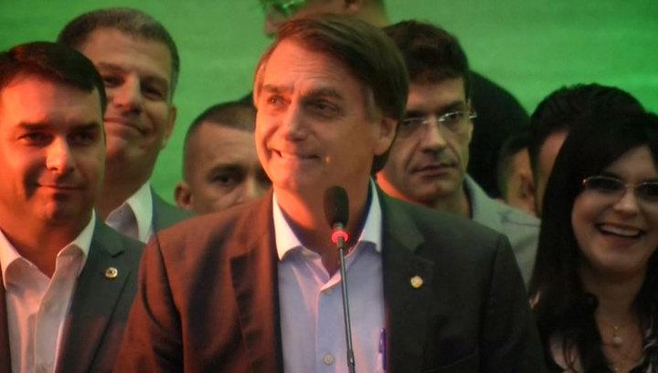 Фаворит президентской гонки в Бразилии отказался от участия в дебатах