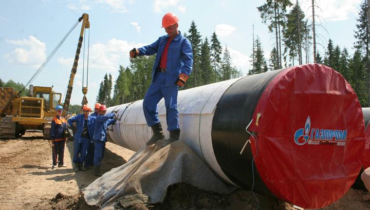 """Песков: Россия может сама построить """"Северный поток-2"""" в случае санкций"""