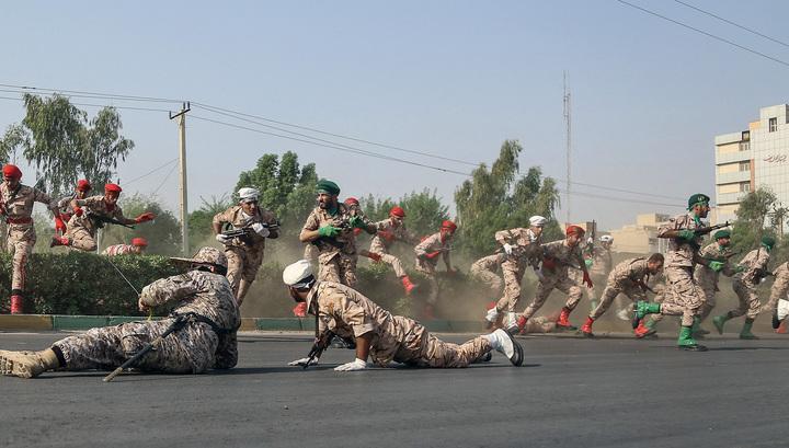 В Иране задержали 22 причастных к теракту на военном параде