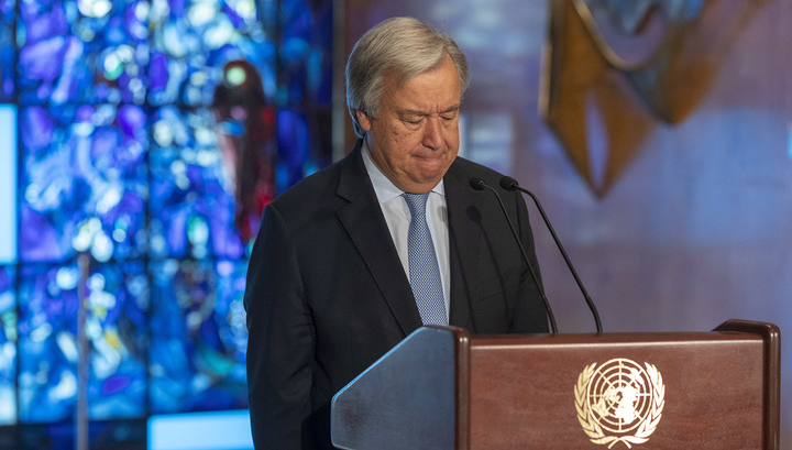 Теракт в Ахвазе: генсек ООН выразил соболезнования, МИД Ирана раскритиковал ЕС
