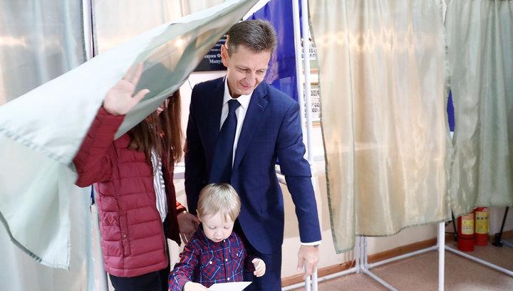 Владимирскую область возглавит Владимир Сипягин