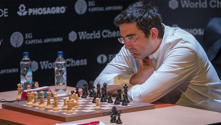 Шахматная Олимпиада: Крамник и Костенюк в сборной России