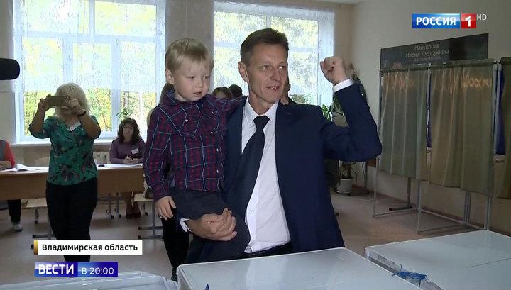 Выбор в жаркой политбитве сделан: в двух российских регионах сменились губернаторы