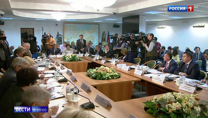 Профильный комитет Думы одобрил изменения в пенсионное законодательство