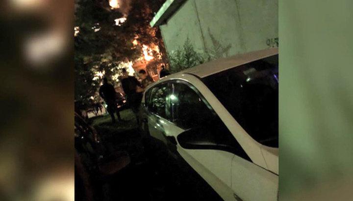 Пожар в Саратове: один погибший, двое пострадавших