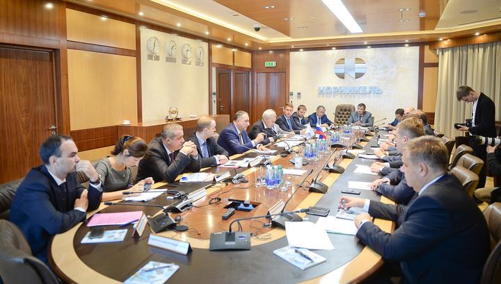 В Москве состоялся промышленно-инвестиционный совет по Забайкальскому краю
