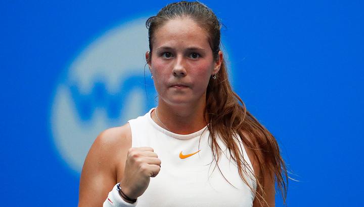 Дарья Касаткина вышла в третий круг Кубка Кремля, где сыграет с Павлюченковой
