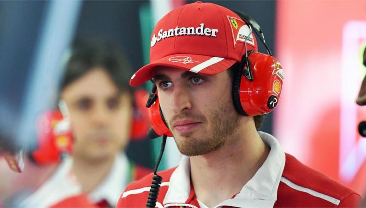 Партнер Квята по Ferrari станет основным пилотом Sauber