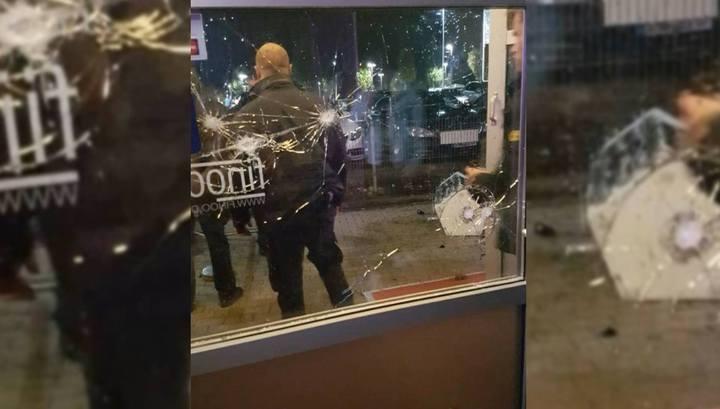 Конфликт в немецком клубе привел к массовой драке со стрельбой