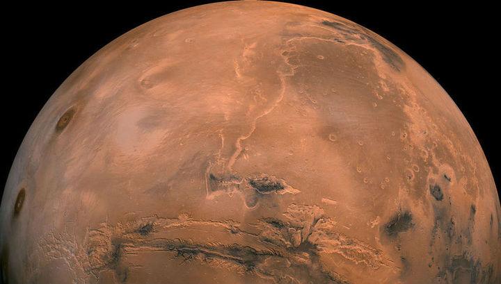 Кора Марса могла сотни миллионов лет скрывать жизнь.